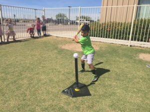 Preschool Gross Motor Skills Playground