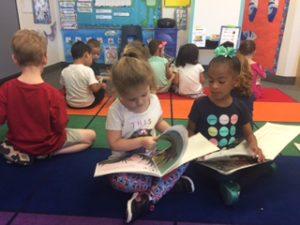 Early Literacy in Preschool in Buckeye Arizona