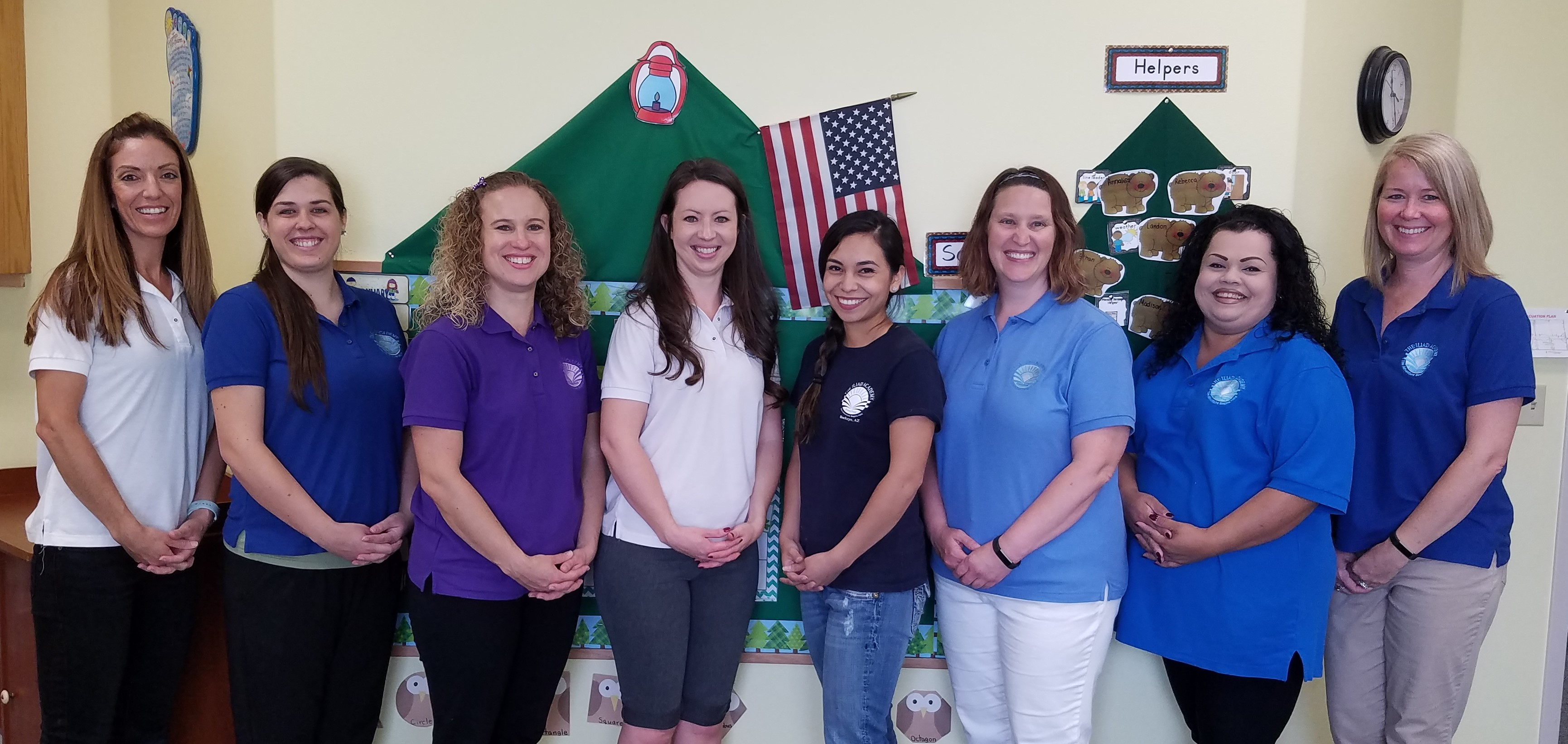 Iliad Preschool Academy Staff Picture in Buckeye AZ