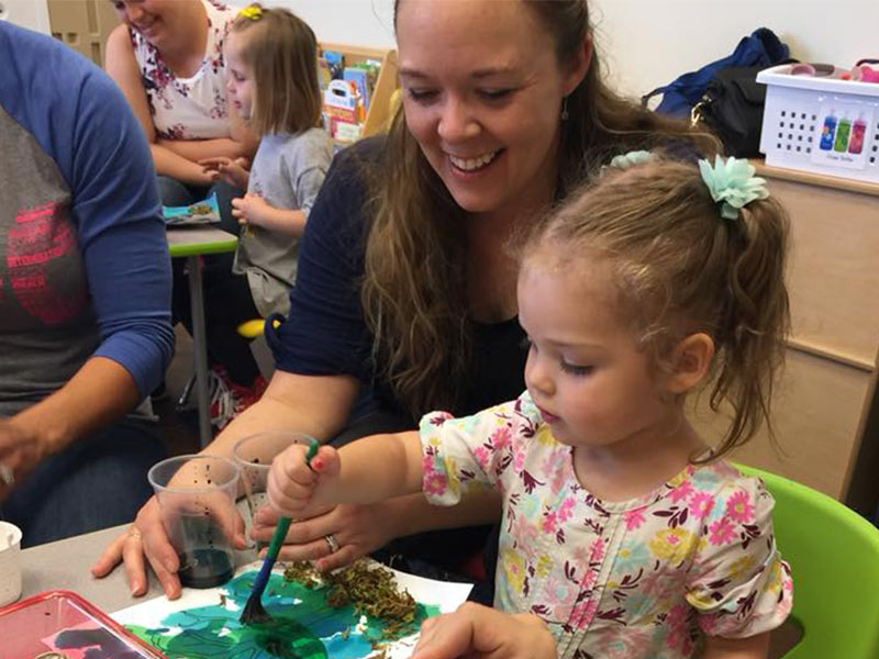 mommy and me classes iliad preschool buckeye az