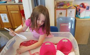 The Iliad Academy in Buckeye Arizona promotes learning through Sensory Activities