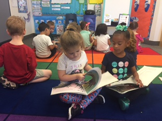 Early Literacy in Preschool in Buckeye Arizona